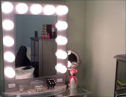 Glass Vanity Table Bedroom Magnificent Light Up Vanity White Makeup Table Makeup