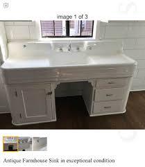 Blue Kitchen Sink A Vintage Kitchen Sink