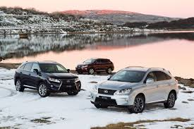lexus lx australia lexus cars news rx270 added to local lineup