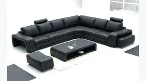 canape d angle cuir pas cher canape panoramique cuir pas cher canapac dangle cuir noir pas cher