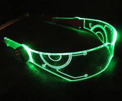 Light Cyber Cyber Visors