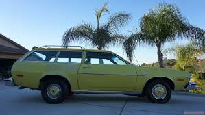 green ford station wagon ford pinto video review station wagon pony runabout test drive