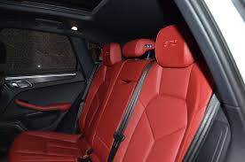 Porsche Macan Red - 2017 porsche macan gts stock m531b for sale near chicago il