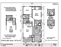 pinecrest modular ranch pg325a find a home pennwest homes