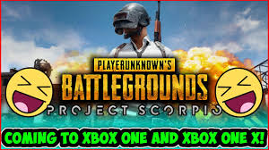 player unknown battlegrounds xbox one x trailer player unknown s battlegrounds is coming to xbox one x in 4k
