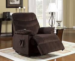 furniture power recliner power recliner rocker powered recliners