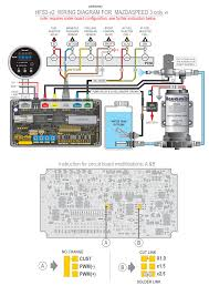 mazdaspeed 3 wiring diagram to hfs 3 archive waterinjection info