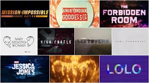 Seeking Title Top 10 Title Sequences Of 2015 Of The Title