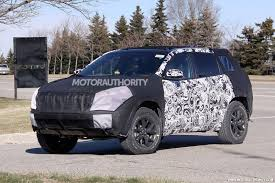 2018 jeep grand wagoneer spy photos 2014 jeep liberty spy shots