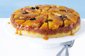 upside down pineapple coconut cake