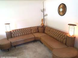 mid century sofas for sale vtg newport chesterfield sectional mcm mid century luxury sofa sale