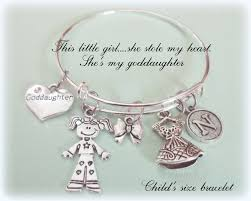 personalized children s jewelry goddaughter gift child s jewelry gift godmother to goddaughter