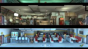 room theme fallout shelter 1 8 update adds new fallout 4 room themes and