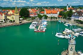 Konstanz Germany Map by Lake Constance Cycle Path The Classic Way Macs Adventure