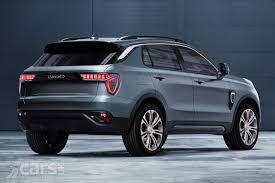 lynk u0026 co 01 is a u0027sharing u0027 compact suv with volvo xc40 dna cars uk