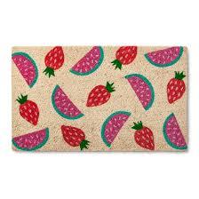 Summer Doormats Pink Doormats Target
