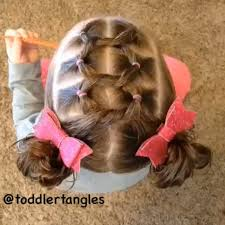 hair styles for 2 years olds best 25 easy toddler hairstyles ideas on pinterest easy kid