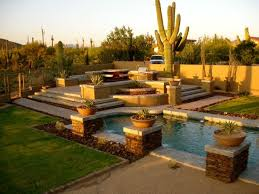 Custom Backyards Luxury Southwest Pool And Patio Design Build Your Own Pool