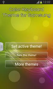 themes color keyboard color keypad theme for samsung for android download