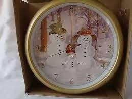 carol clock
