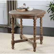 uttermost accent tables uttermost samuelle reclaimed wood end table free shipping today