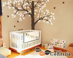Tree Decal For Nursery Wall Tree Wall Decal Nursery Wall Decoration Tree Wall Sticker