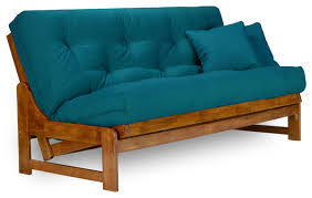solid wood futon frame nirvana arden futon frame solid hardwood view in your room