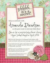 surprise baby shower invitation wording theruntime com