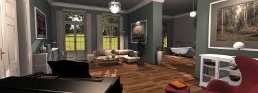 Wohnzimmer Altbau Themenportal 3d Showroom Altbau It Hightech Bild