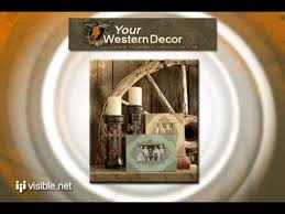 Western Rustic Home Decor Your Western Decor Cabin Rustic Home Decor Furniture Youtube