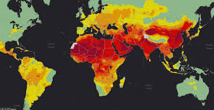 Light Pollution Map Usa by Want To Make Your City Healthier Plant A Tree World Economic Forum