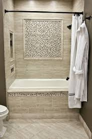 Bathroom Floor And Shower Tile Ideas by 18 Photos Of The Bathroom Tub Tile Designs Installation With