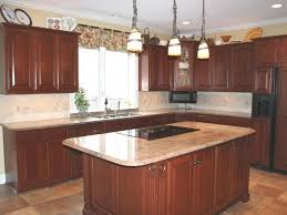 kitchen cabinets countertops kitchen brown wood corner cabinets black granite countertops