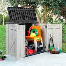 garden storage ideas u2013 how to keep the outdoor space organized