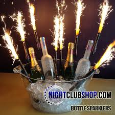 candle sparklers champagne bottle sparklers in bulk wholesale best bulk prices