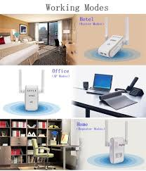 wifi router amake 300mbps wireless range extender hotspot access