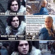 Jon Snow Memes - game of thrones memes on twitter if jon snow and daenerys ever