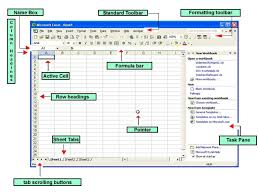 Microsoft Excel Worksheet Excel Getting Started