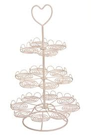 cup cake stands all home 3 tier wire cupcake stand reviews wayfair co uk