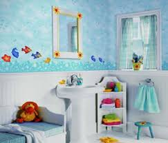 Bathroom Design Themes Of Exemplary Beautiful Modern Kids Bathroom - Bathroom design themes