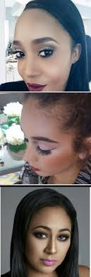 professional makeup artist miami tamara xavier provides makeup application services she is among