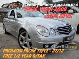 promo si e auto search 100 mercedes e class cars for sale in kajang selangor