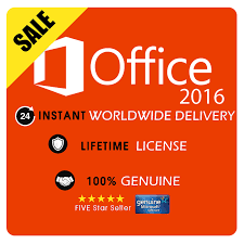 microsoftt office 2016 professional plus genuine product key