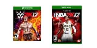 target black friday 2k17 wwe 2k17 and nba 2k17 games from 27 freebies2deals