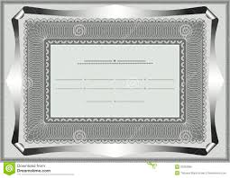 Light Gray Shades by Frame For Official Document Royalty Free Stock Image Image 32933086