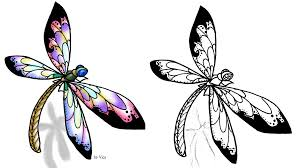 dragonfly tattoos tattoo design and ideas