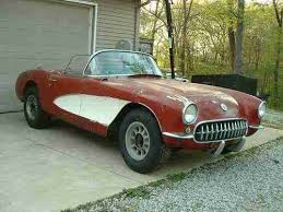 corvette project for sale buy used 1957 corvette project car great for a restorod in