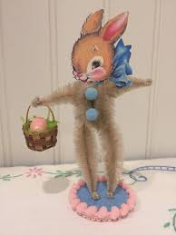 chenille easter vintage style bump chenille easter figure craft ideas 4 chenille