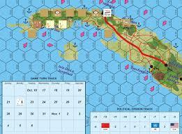 Cuban Map Cuban Missile Crisis