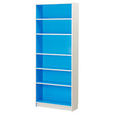 billy bookcase white blue ikea for legos my world